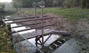 Hardhouten ophaalbrug 4